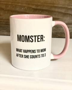 Bilde av Mom - momster kopp