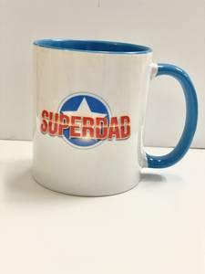 Bilde av Kaffe / te kopp Superdad star
