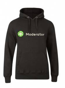 Bilde av Moderator hoodie (sort)