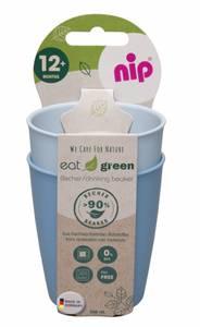 Bilde av kopp nip green (blå)