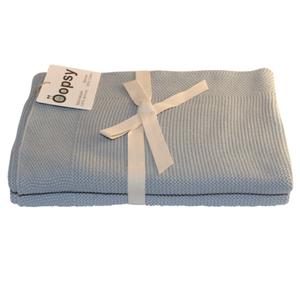 Bilde av Nydelig babyteppe fra Oopsy  ( dus blå)