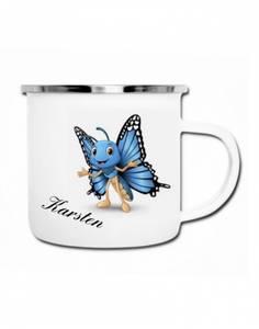 Bilde av Sommerfugl kopp
