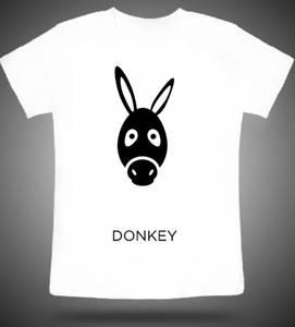 Bilde av Donkey tkjorte