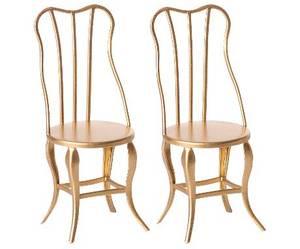 Bilde av Maileg vintage stoler (mikro) 2-pakning