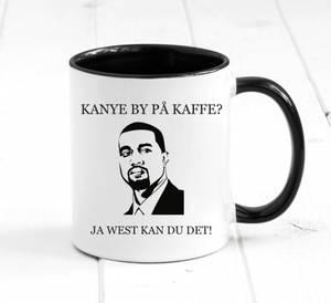 Bilde av Kanye by deg kaffekopp