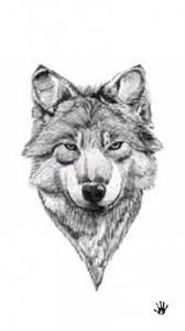 Bilde av Wolf poster