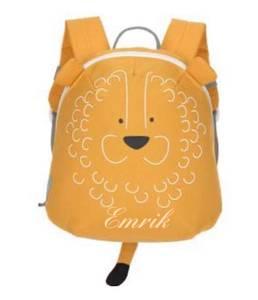 Bilde av Lassig tiny backpack løve