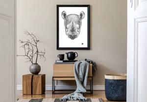 Bilde av Rhino poster