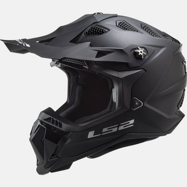 LS2 MX700 Subverter Noir Svart