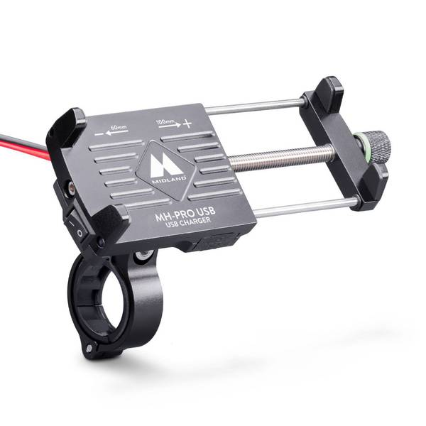Midland Mobilholder Pro USB-Ready