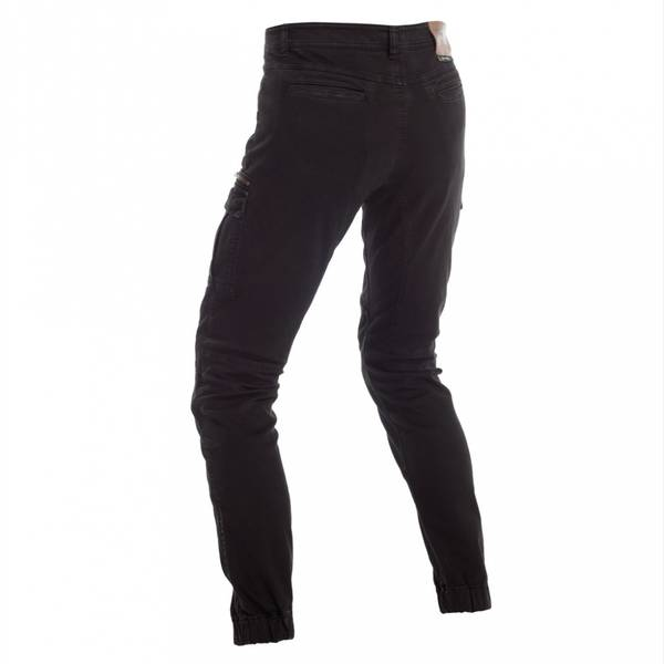 Richa Apache Kevlar Jeans Sort Lengde L:32