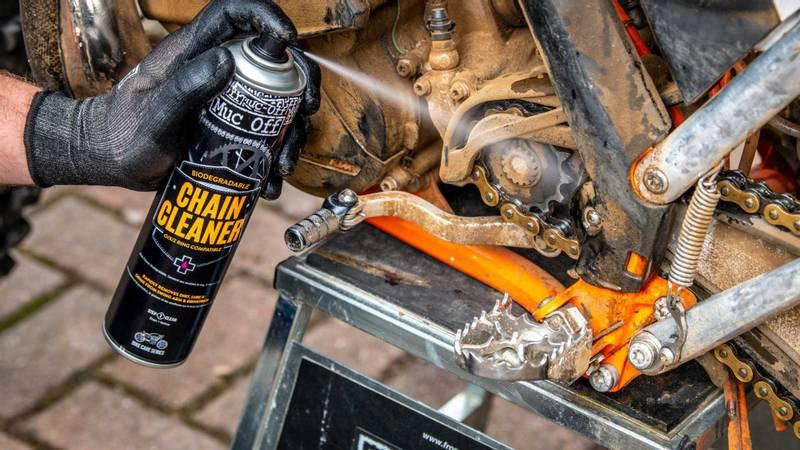Muc-Off Motorcycle Chain cleaner 400ml Kjederens
