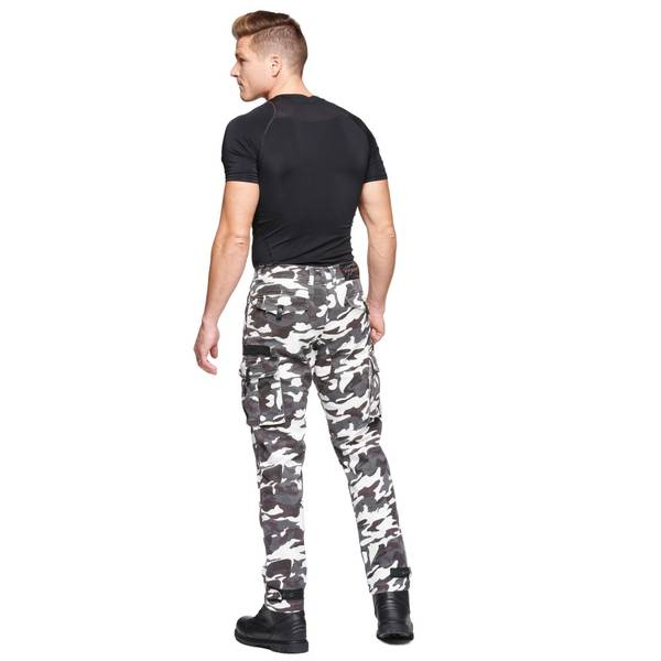Sweep Jungle Jeans Sort/Hvit Camo