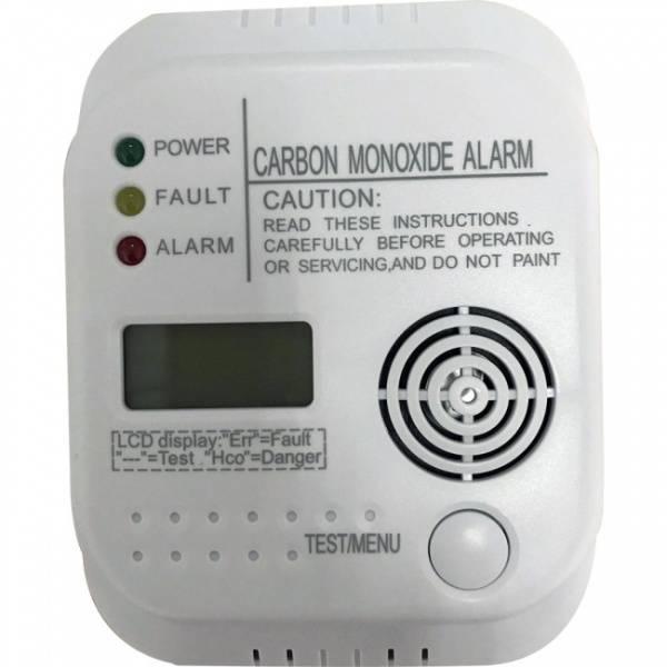 Bilde av CO alarm batteridrevet