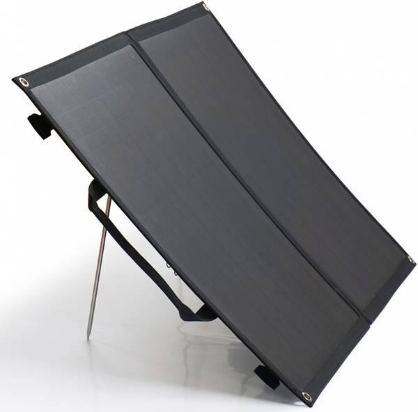 Bilde av Sammenleggbart solcellepanel 100W