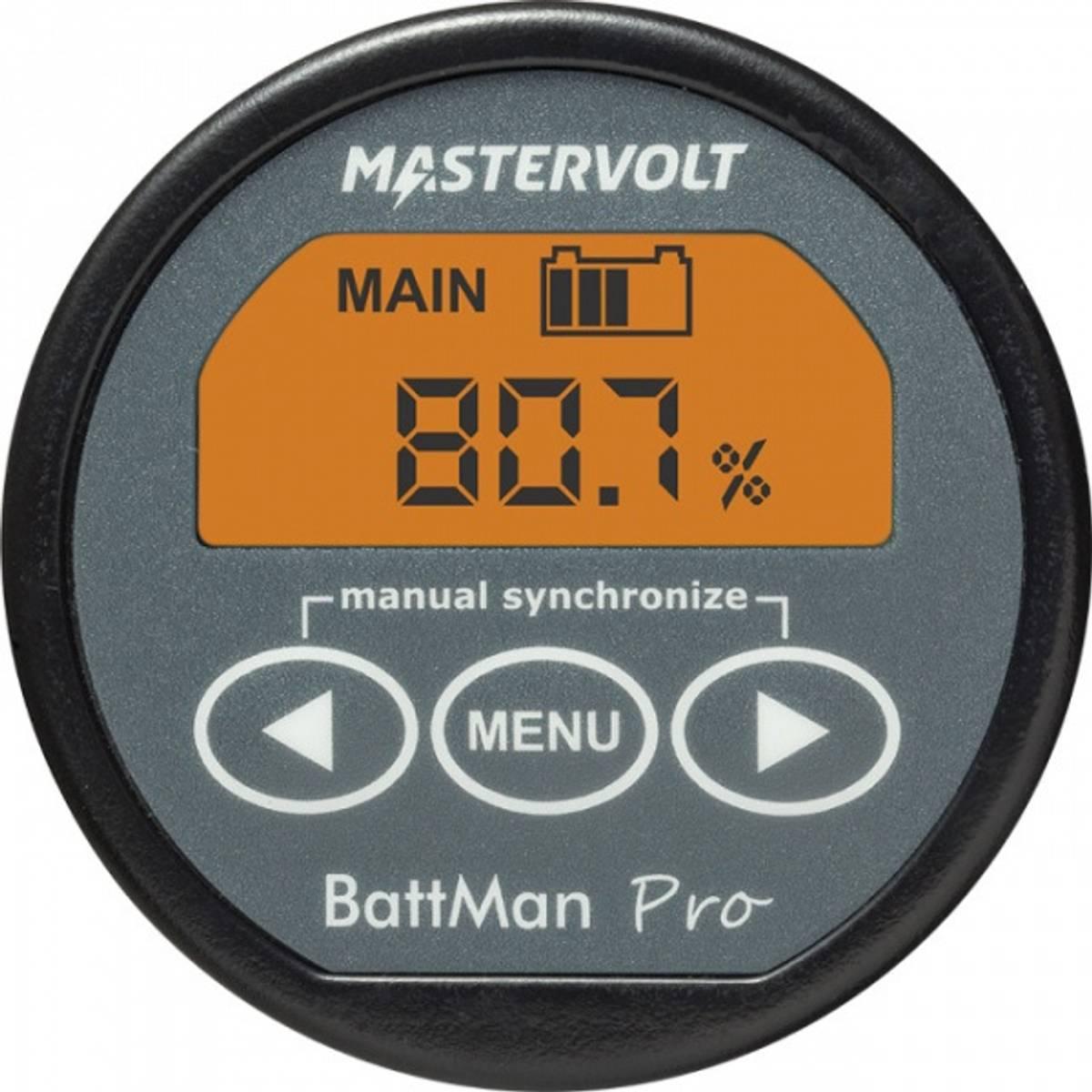 Batterimonitor BattMan Pro