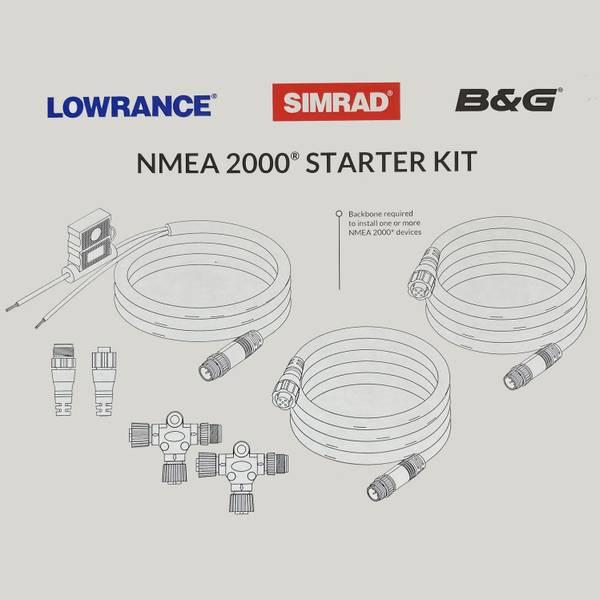 Bilde av NMEA2000 starter kit