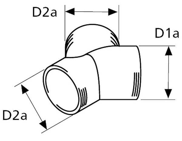 Bilde av Webasto Y-stykke