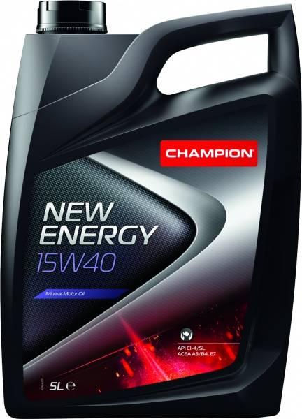 Bilde av New Energy Champion 15W-40