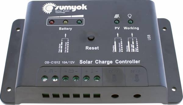 Bilde av Regulator solcellepanel