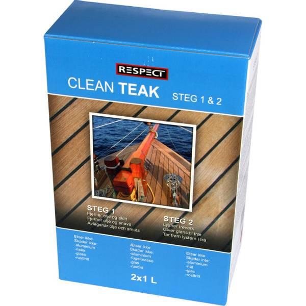 Bilde av Respect Clean Teak