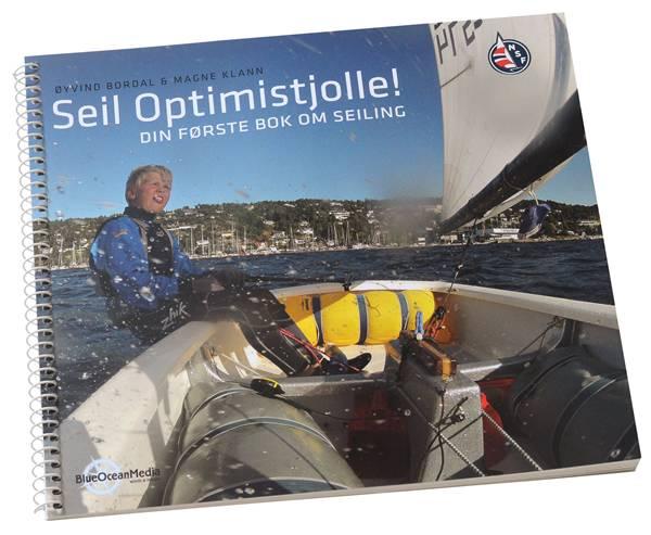 Bilde av Seil Optimistjolle!