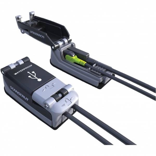 Bilde av Scanstrut sprutsikker USB lader