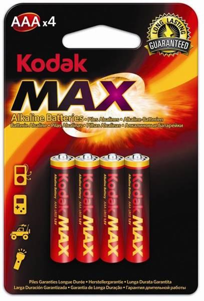 Bilde av AAA batterier 4 stk