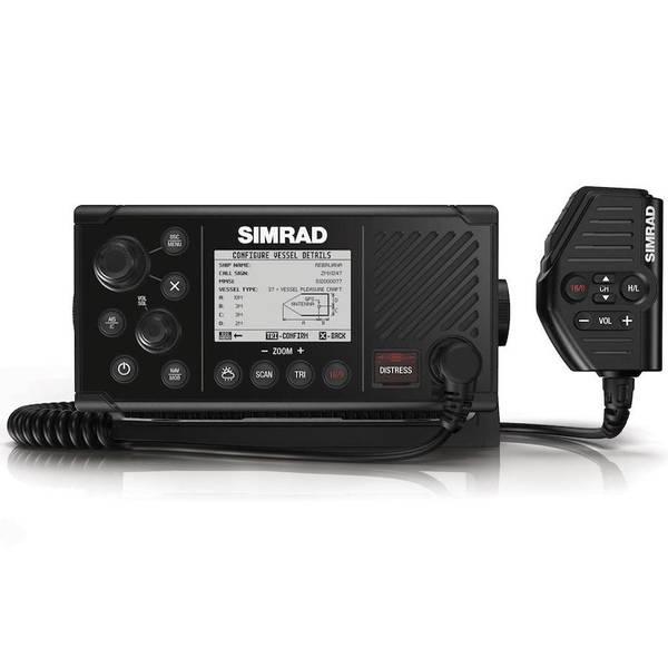 Bilde av Simrad RS40-B VHF m/AIS sender