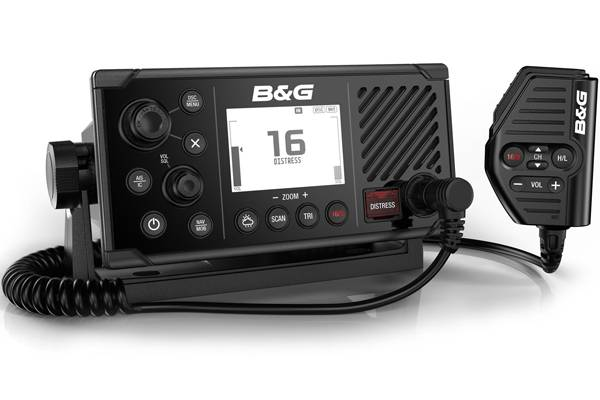 Bilde av B&G V60B VHF m/AIS sender
