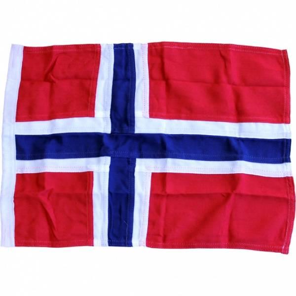 Bilde av Norsk flagg polyester