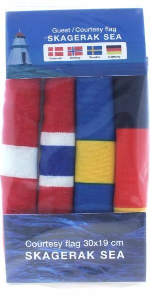 Bilde av Gjesteflagg Skagerak