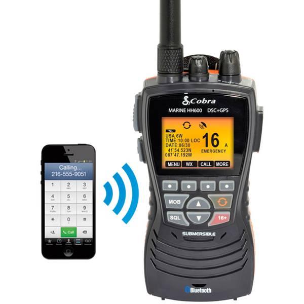 Bilde av Cobra HH600 GPS/DSC