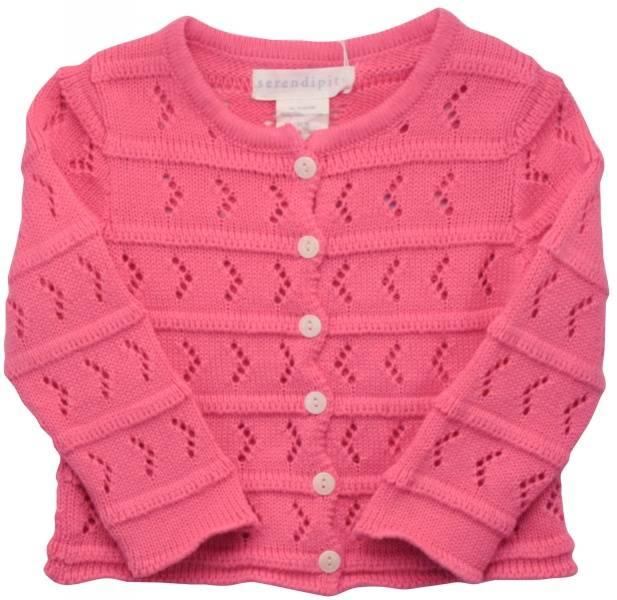 Serendipity, cardigan pink 1860