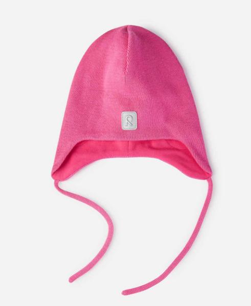Reima, beanie Kivi fuchsia pink