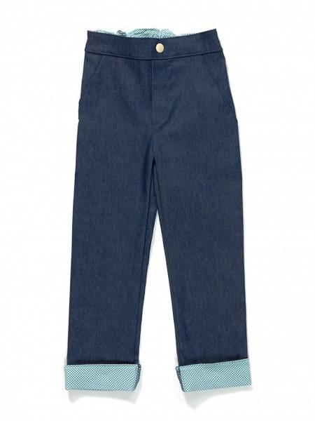 Albababy, Gastone denim bukse