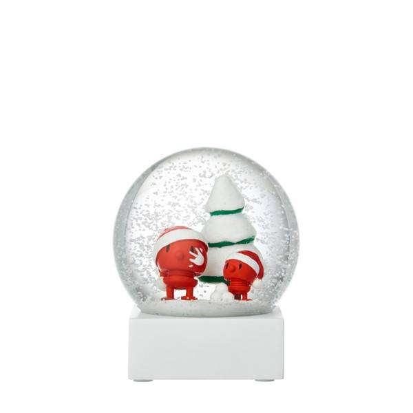 Hoptimist, Santa snøkule