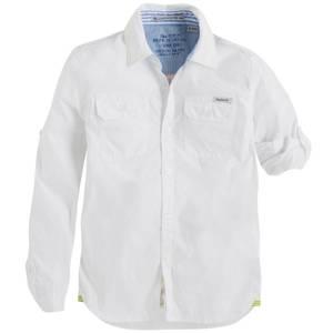 Bilde av Pepe Jeans, Cael hvit skjorte