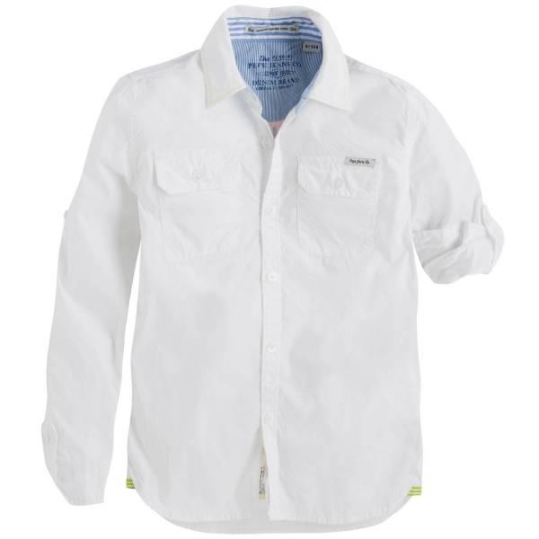 Pepe Jeans, Cael hvit skjorte