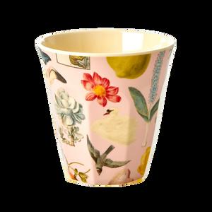 Bilde av Rice, rosa kopp artprint