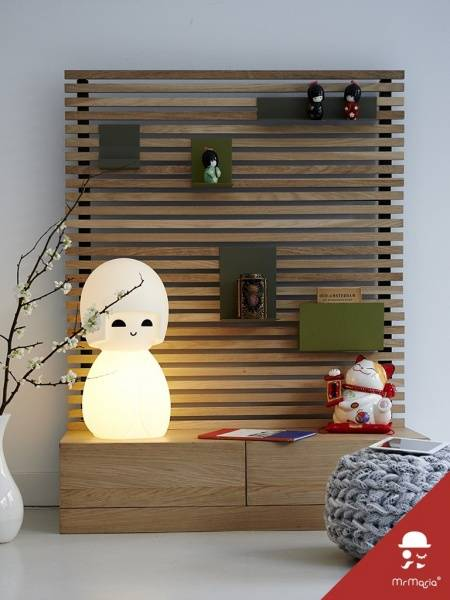 Mr Maria, Kokeshi lampe