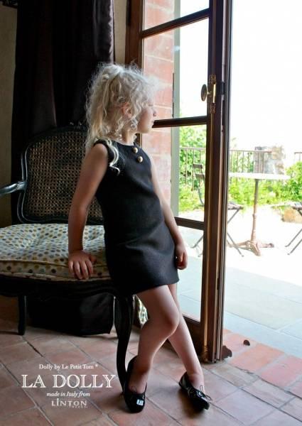 Dolly, Little black dress, Linton tweed