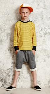 Bilde av Albababy, Gregers gul genser