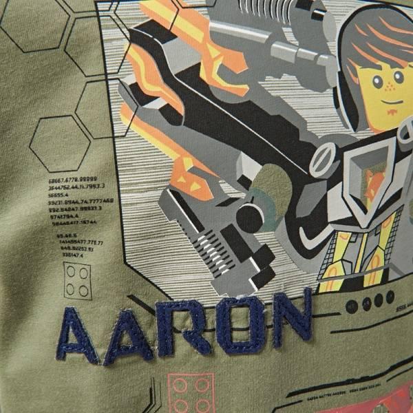 Lego Wear, Teo t-skjorte khaki
