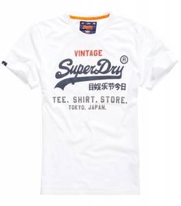 Bilde av Superdry, shirt shop tri tee