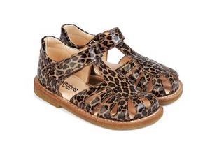 Bilde av Angulus, sandal brun leopard