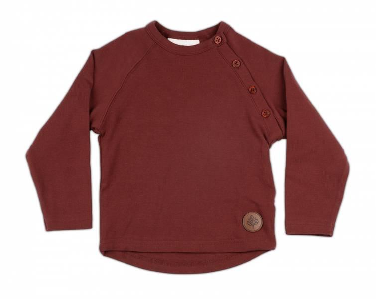 Gullkorn design, Villvette genser rødbrun