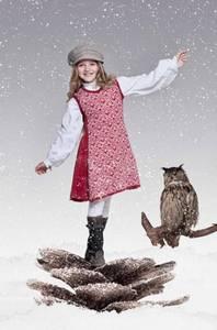 Bilde av Mole little Norway, Rose