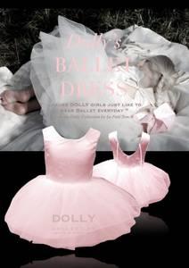 Bilde av Dolly, Ballet dress light