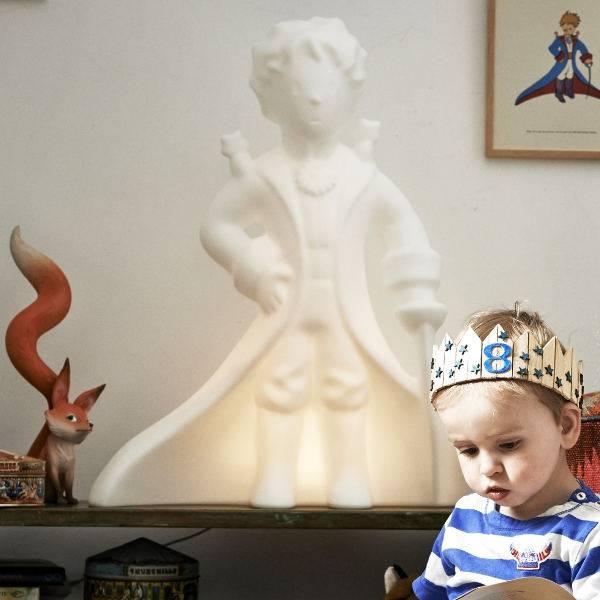 Mr Maria, Le petit prince lampe